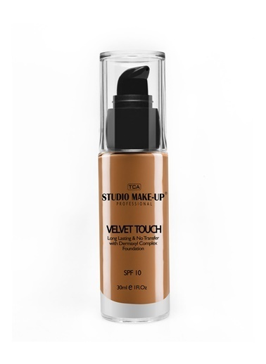 Tca Studio Make Up Velvet Touch Foundoten 9 30Ml Renkli